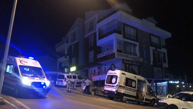 Kocaeli'de korkuluklar kırıldı, 2'nci kattan düşen kadın öldü