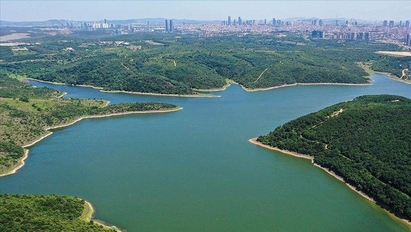 İstanbul'da 7 ay yetecek su var