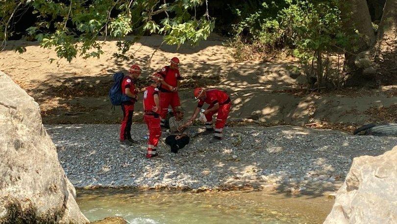 SON DAKİKA: 45 keçisi ile mağarada mahsur kaldı! - Haberler