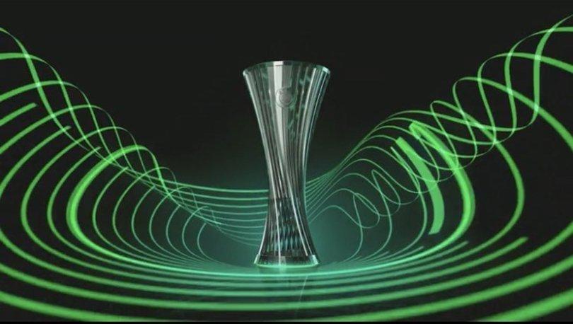 Son dakika haberi Trabzonspor ve Sivasspor'un rakipleri belli oldu