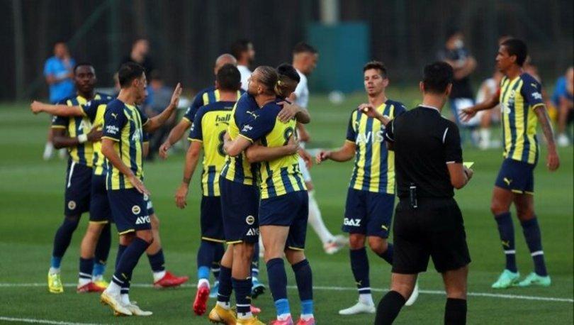 Fenerbahçe Dinamo Kiev maçı ne zaman, saat kaçta? Dinamo Kiev FB hazırlık maçı hangi gün?