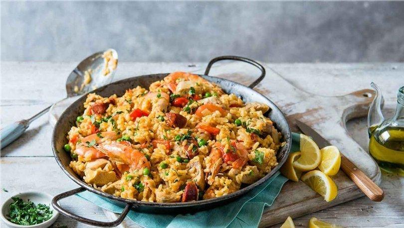 Paella tarifi: Paella nasıl yapılır?