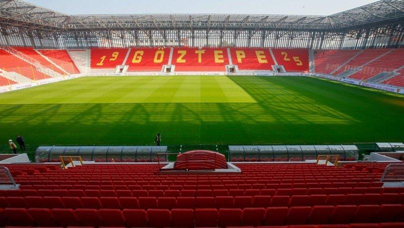 Göztepe, seyircili oynanacak hazırlık maçında 7 Ağustos'ta Altınordu ile karşılaşacak