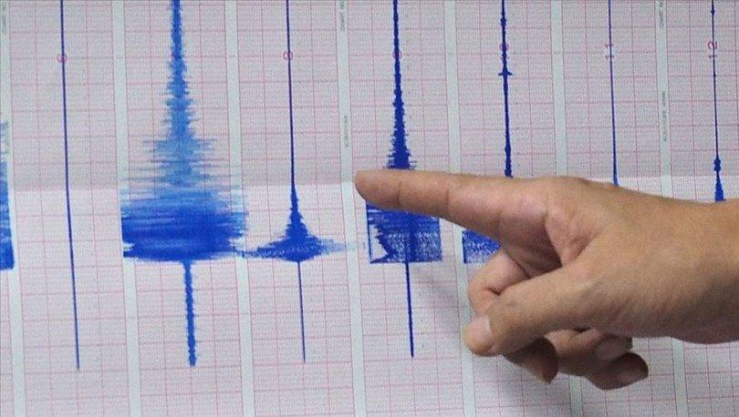 Son dakika: Datça açıklarında 4,3 büyüklüğünde deprem