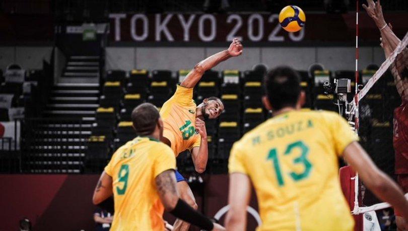 Rusya ve Brezilya yarı finalde rakip!