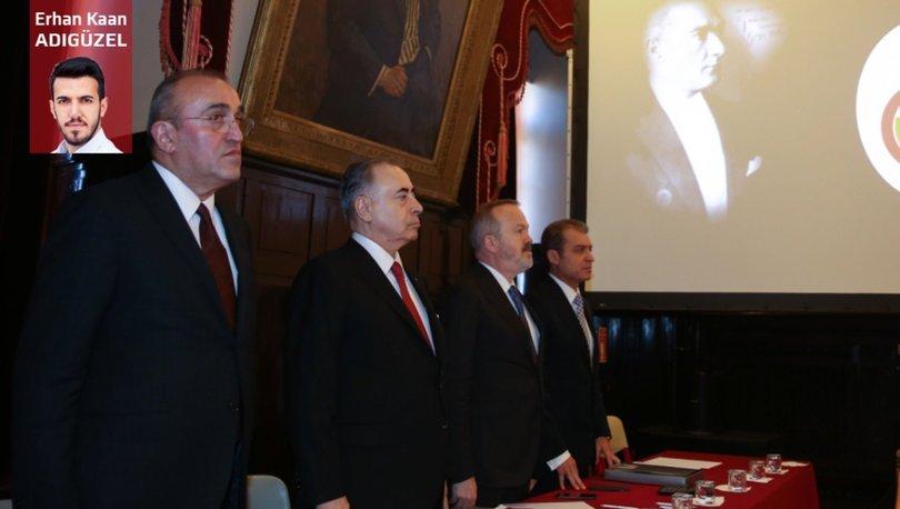 Galatasaray'da Mustafa Cengiz yönetiminden 7 kişi disipline sevk edildi