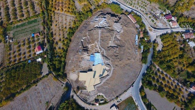 UNESCO Dünya Kültür Mirası Kalıcı Listesi'ne alınan Arslantepe Höyüğü'ne ilgi arttı