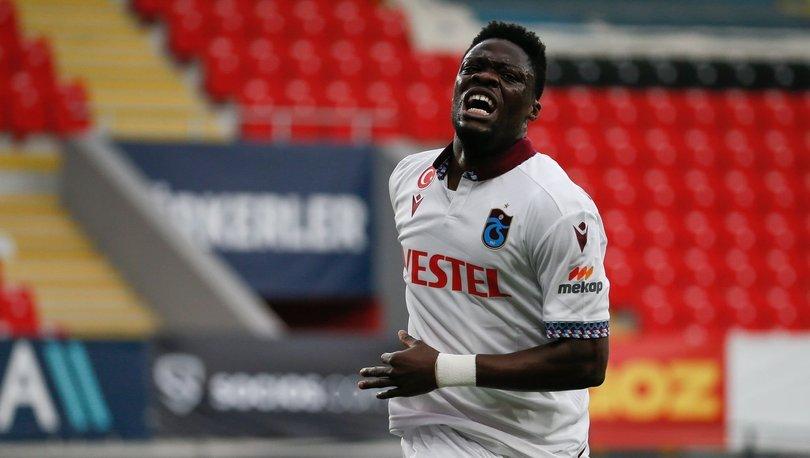 Son dakika haberi   Ekuban, Genoa'ya transfer oluyor