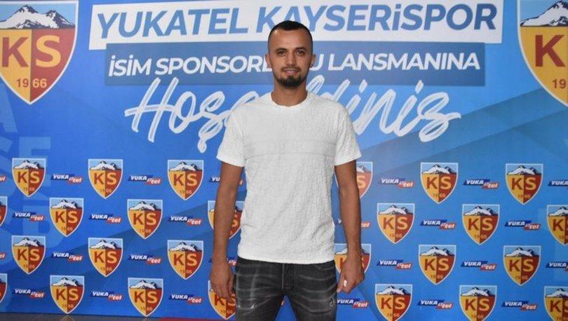 Kayserisporlu futbolcu İlhan Parlak: Bu sene çok farklı bir Kayserispor izleteceğiz