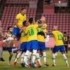 Brezilya penaltılarla finalde