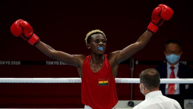 Gana 29 yıl sonra ilk olimpiyat madalyasını kazandı