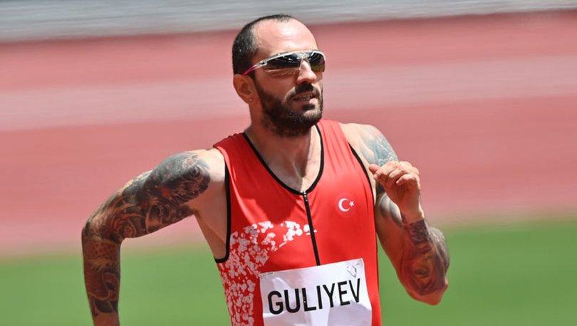 Guliyev finali göremedi