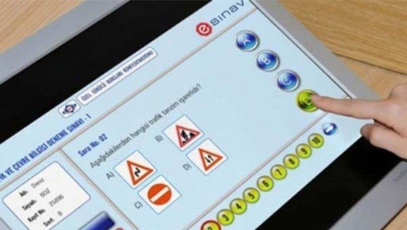 Ehliyet sınavı sonuçları ne zaman açıklanacak 2021? Ehliyet sınavı sonucu sorgulama ekranı