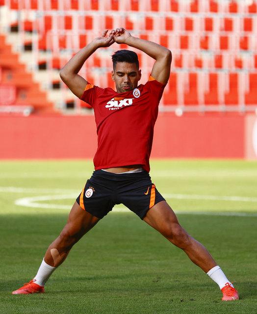 Radamel Falcao'nun yeni durağı neresi olacak? Kolombiyalı gazeteciden Beşiktaş iddiası!