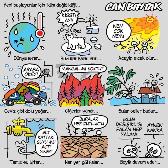 Can Baytak karikatürleri (Ağustos 2021)