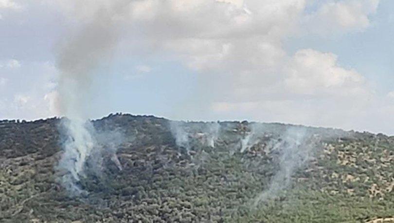 Diyarbakır yangın son dakika: Diyarbakır'da yangın söndürüldü mü?