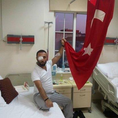 Beykoz'da bıçaklanan 15 Temmuz gazisi hayatını kaybetti