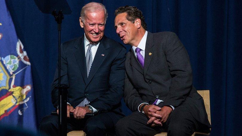 ABD Başkanı Biden'dan cinsel tacizle suçlanan New York Valisi Cuomo'ya istifa çağrısı
