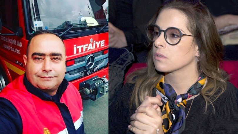 Doğa Rutkay Kamal'dan 'Mustafa Kılınç' mesajı: Evlatlarıma bu kahramanları anlatacağım - Magazin haberleri