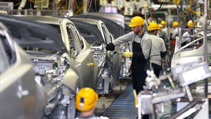 Sanayi ürün istatistikleri açıklandı