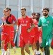 UEFA Avrupa Konferans Ligi 3. eleme turu ilk maçında Gürcistan temsilcisi Dinamo Batumi ile mücadele olacak DG Sivasspor