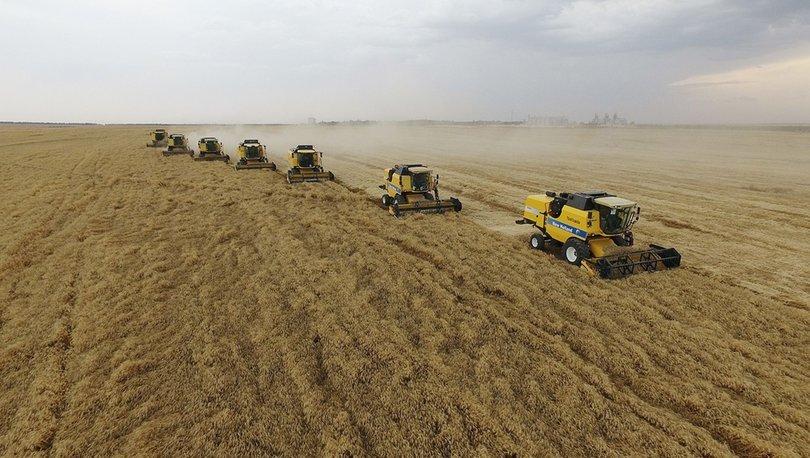Türkiyenin tarım ihracatı bu yıl aylık bazda 2 milyar doların altına düşmedi