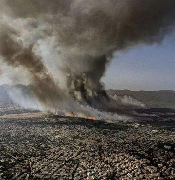 Yunanistan da dehşeti yaşıyor!