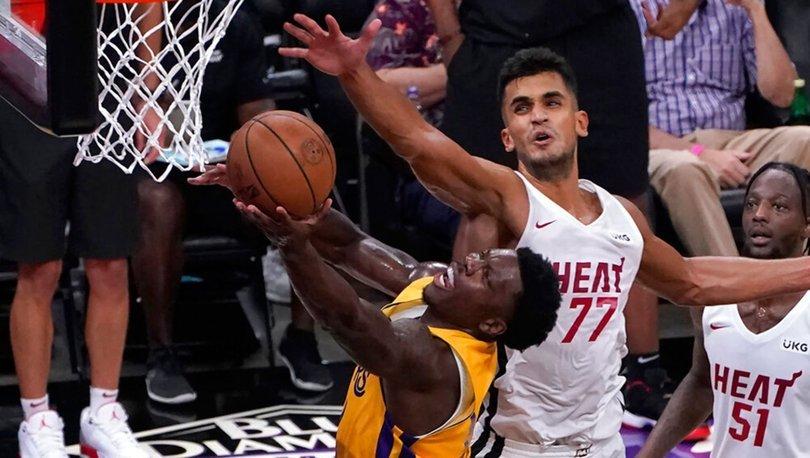 Milli basketbolcu Ömer Faruk Yurtseven, NBA Yaz Ligi'ne