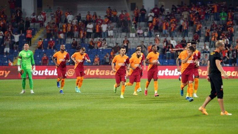 Galatasaray, UEFA Avrupa Ligi 3. eleme turu ilk maçında St. Johnstone'u konuk edecek