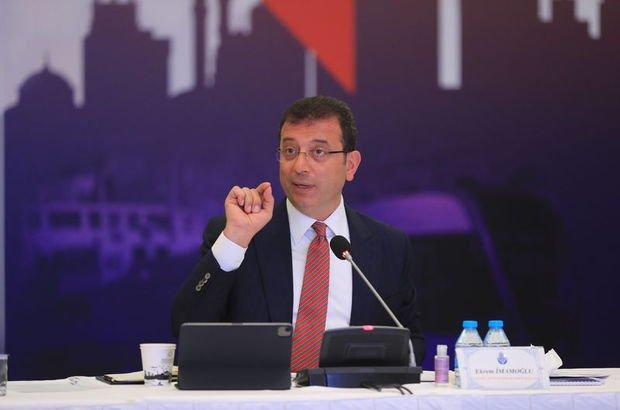 İmamoğlu'ndan 'THK uçakları' açıklaması