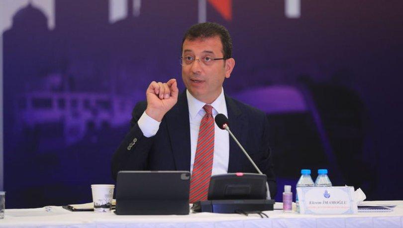 """İmamoğlu'ndan """"THK uçakları"""" açıklaması: Resmi başvuru sürecimizi bugün başlatıyoruz"""