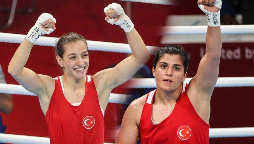 Son dakika haberi | Buse Naz Çakıroğlu ve Busenaz Sürmeneli finale çıktı