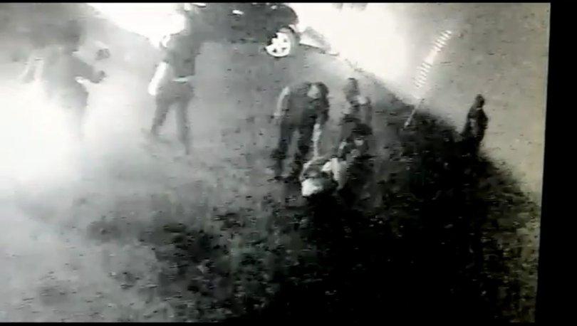 EĞLENCE MEKANI KANA BULANDI! Son Dakika:  Öldürdükleri kişiyi böyle taşıdılar! - Haberler