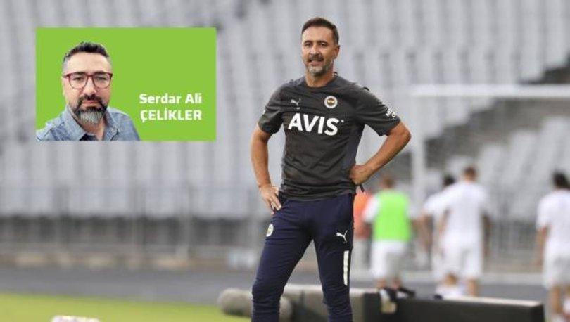 Serdar Ali Çelikler: Vitor'a 4 atlet/skorer alın, sırtınızı yaslayın