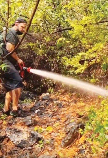 BÖYLE DUYURDULAR! Son Dakika: Ünlü isimler yangınla mücadele için tek yürek oldu! - Magazin haberleri