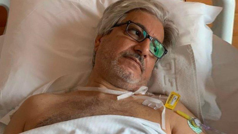 Süha Uygur ameliyat oldu: Operasyon başarılı geçti - Magazin haberleri