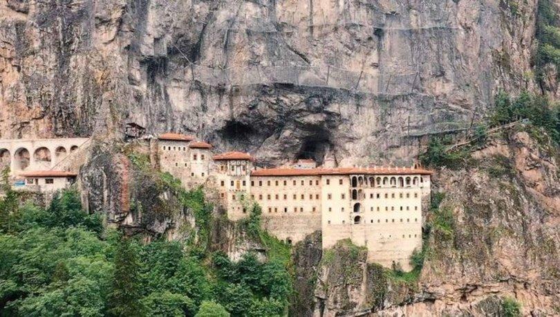 Sümela Manastırı'na 'ayin' kısıtlaması