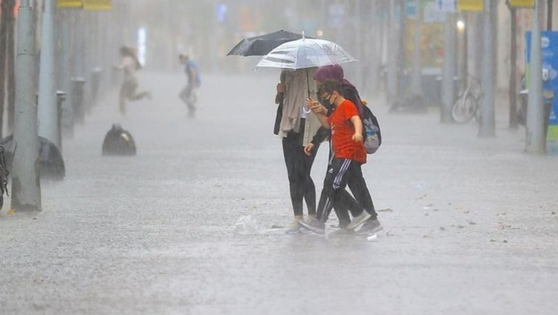 Yağmur ne zaman yağacak? Yarın İstanbul, Muğla, Antalya, Denizli'de yağmur yağacak mı?