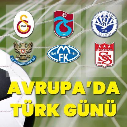 Avrupa'da Türk günü