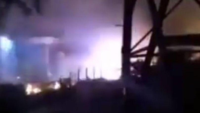Termik santralde yangın! SON DAKİKA: Alevler etkisini yitirdi! İşte son durum