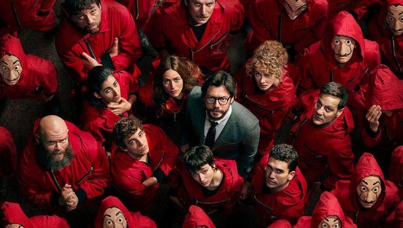 La Casa De Papel 5. sezon ne zaman çıkacak? Netflix La Casa De Papel 5. sezon tarihi açıklandı