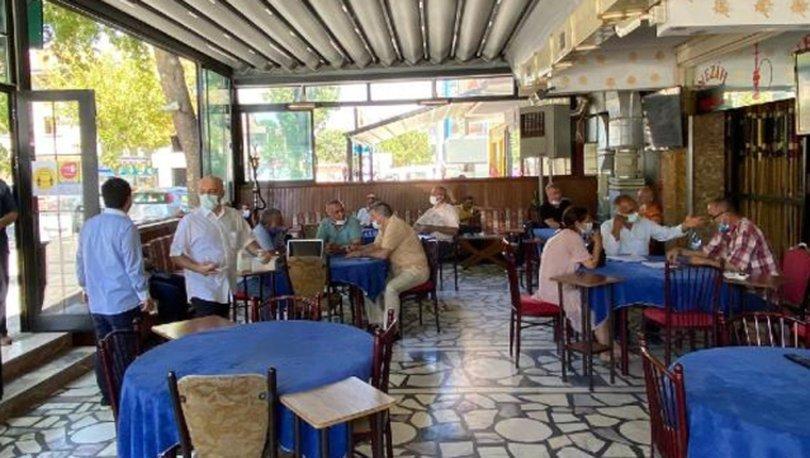SON DAKİKA: Ankara'da aşısızlar kahveye alınmayacak! - HABERLER