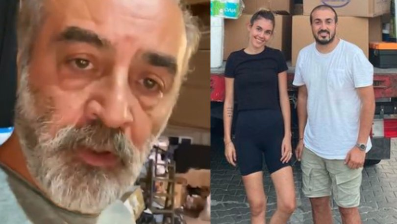 Yılmaz Erdoğan kolları sıvadı: Yeniden yeşerteceğiz! - Magazin haberleri