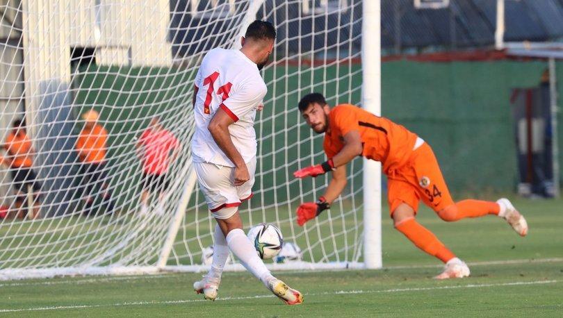 Göztepe, hazırlık maçında Menemenspor'u 3-2 mağlup etti