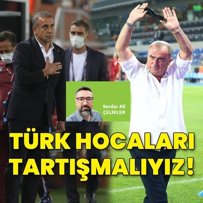 """""""Türk teknik adamları tartışmalıyız"""""""