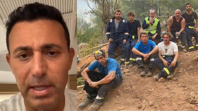 'GURURLUYUM!' İbrahim Çelikkol: Acıda da sevinçte de beraberiz! - Son dakika magazin haberleri