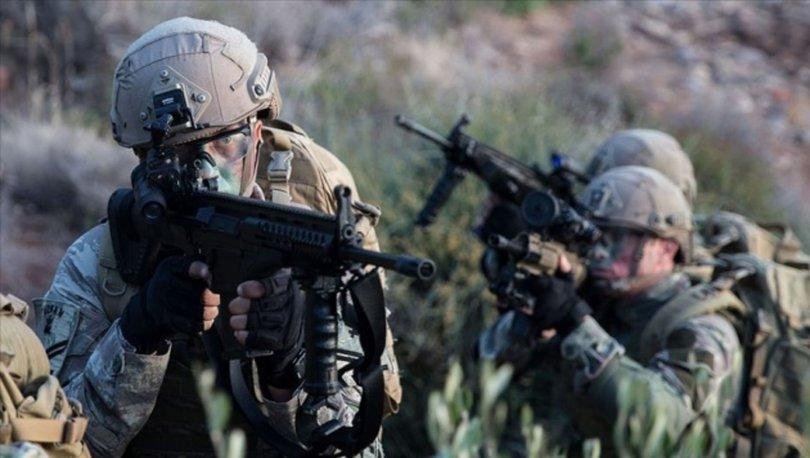 İçişleri Bakanlığı açıkladı: Turuncu ve gri kategorilerdeki 2 terörist etkisiz hale getirildi