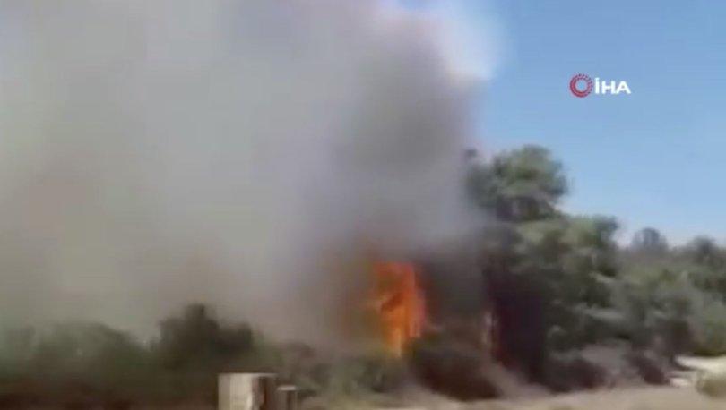 Son dakika! Manavgat'taki yangın böyle başlamış