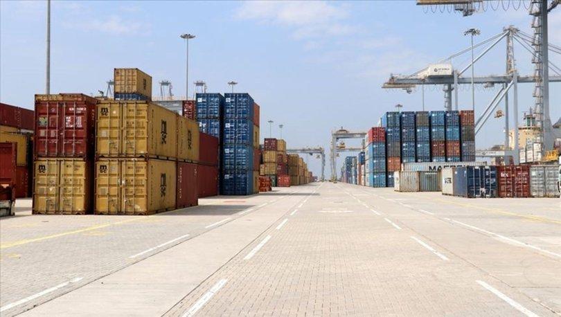 Limanlarda elleçlenen konteyner ve yük miktarı temmuzda arttı