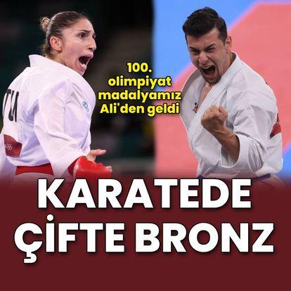 Karateden 2 bronz!